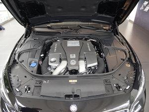 2017款AMG S 63 Coupe 发动机