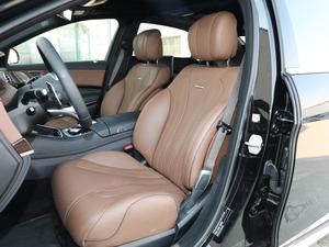 2018款AMG S 63L 4MATIC+ 前排座椅