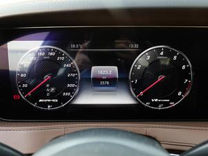 2018款AMG S 63L 4MATIC+ 仪表