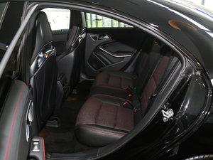2017款改款 AMG CLA 45 4MATIC 后排空间
