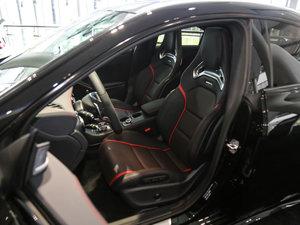 2017款改款 AMG CLA 45 4MATIC 前排座椅
