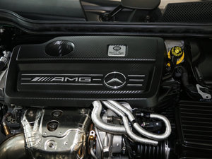 2017款改款 AMG CLA 45 4MATIC 其它