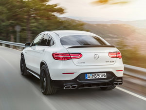 2017款AMG GLC 63 S 4MATIC Coupe 整体外观