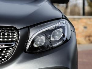 2017款AMG GLC 43 4MATIC 特别版 头灯