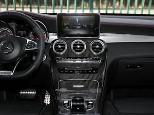 2017款AMG GLC 43 4MATIC 特别版 中控台