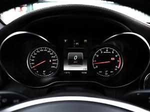 2017款AMG GLC 43 4MATIC 特别版 仪表