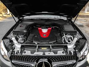 2017款AMG GLC 43 4MATIC 特别版 发动机