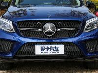 细节外观奔驰GLE级AMG 轿跑SUV中网