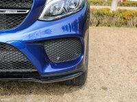 细节外观奔驰GLE级AMG 轿跑SUV雾灯