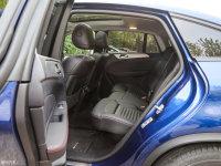 空间座椅奔驰GLE级AMG 轿跑SUV后排空间