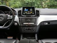 中控区奔驰GLE级AMG 轿跑SUV中控台