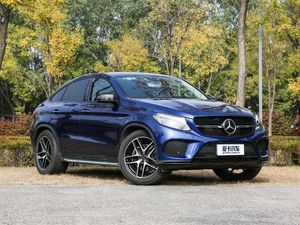 2017款AMG GLE 43 4MATIC 整体外观