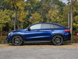 2017款AMG GLE 43 4MATIC 纯侧