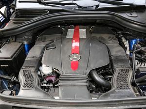 2017款AMG GLE 43 4MATIC 发动机
