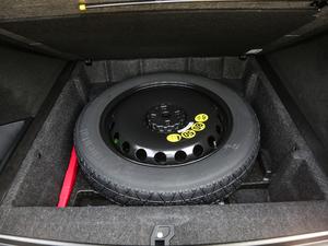 2017款AMG GLE 43 4MATIC 备胎
