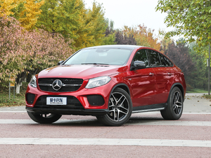2017款AMG GLE 43 4MATIC 正侧45度