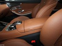 空间座椅奔驰S级AMG双门前排中央扶手