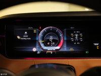 中控区奔驰S级AMG双门仪表