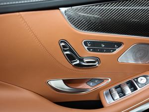2018款AMG S 63 Coupe 4MATIC+ 座椅调节