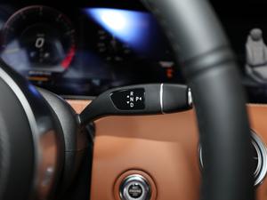 2018款AMG S 63 Coupe 4MATIC+ 变速挡杆