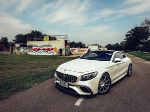 2018款AMG S 63 Coupe 4MATIC+ 整体外观