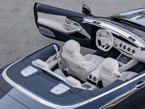 2018款AMG S 65 Cabriolet 中控区