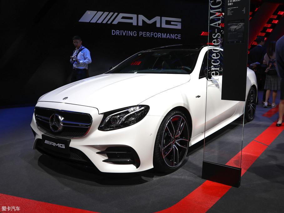 2018款奔驰E级AMG AMG E 53 Coupe