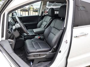 2018款2.4L CVT至尊版 前排座椅