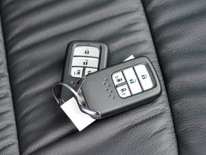 2018款2.4L CVT至尊版 钥匙