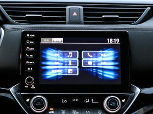 2018款基本型 中控台显示屏