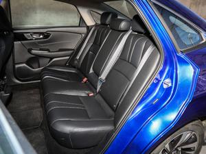 2019款180Turbo CVT旗舰版 后排座椅