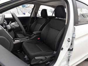 2018款1.5L CVT型动Pro版 前排座椅