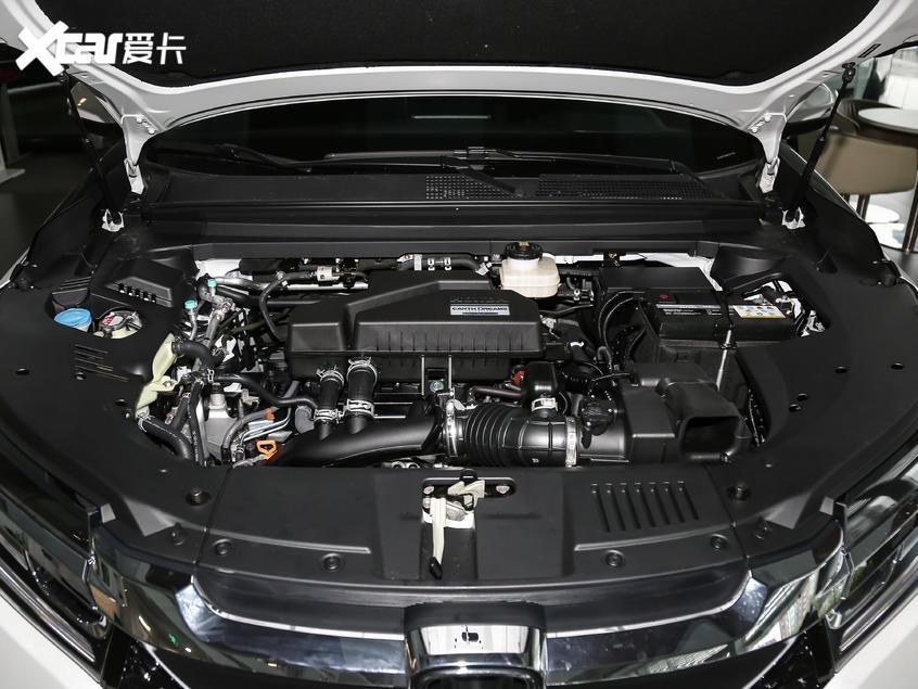 广汽本田2019款冠道