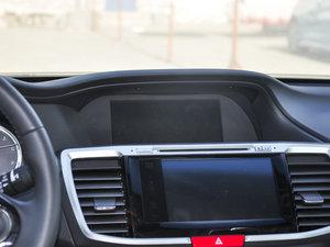 2016款2.4L 新春限量特装版 中控台显示屏