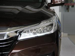 2016款2.4L CVT豪华版 头灯