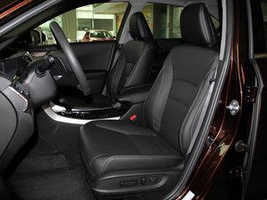 2016款2.4L CVT豪华版 前排座椅