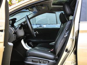 2016款2.4L CVT智尊版 前排空间