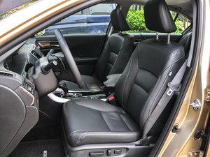 2016款2.4L CVT智尊版 前排座椅