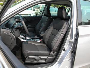 2016款2.4L CVT舒适版 前排座椅