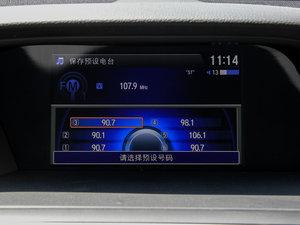 2016款2.4L CVT智睿版 中控台显示屏