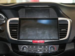2016款2.0L CVT舒适版 中控区