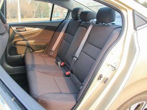 2016款1.8L CVT豪华版 后排座椅
