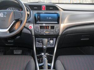 2016款1.8L CVT豪华版 中控台