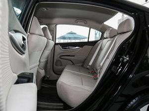 2016款1.8L 手动舒适版 后排空间