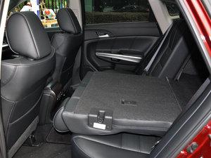 2016款2.4L 豪华版 后排座椅放倒