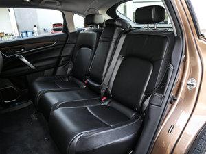2017款370TURBO 四驱尊享版 后排座椅