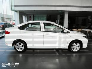 广汽本田2017款锋范