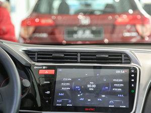2017款1.5L CVT舒适版 中控区
