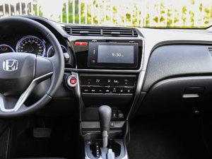 2017款1.5L CVT旗舰版 中控台