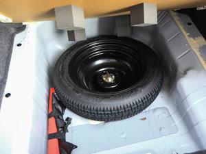 2017款1.5L CVT旗舰版 备胎